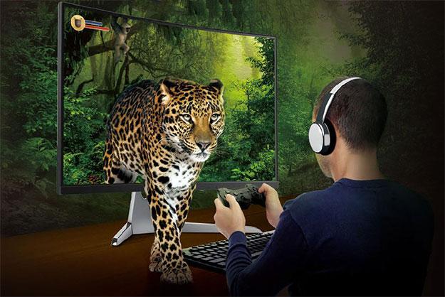 BenQ EX320R Gaming
