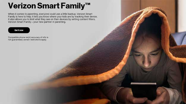 Verizon's new 'Smart Family' parental controls are now available