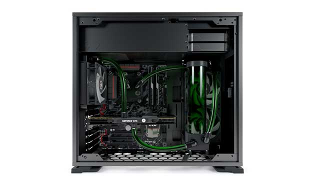 ek pc green