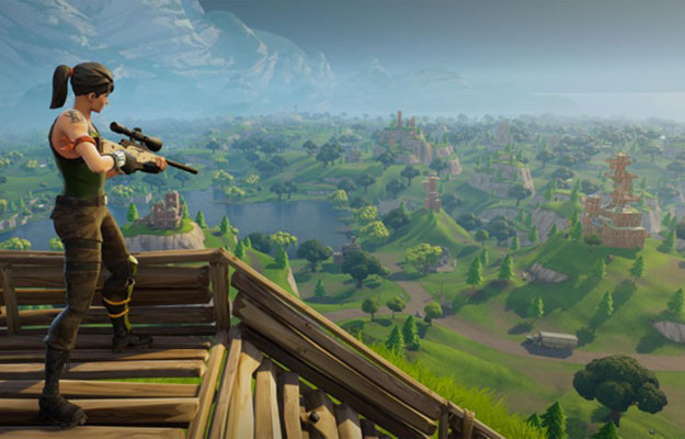 The New 'Clinger Grenade' Explosive Is Coming Soon to Fortnite: Battle Royale