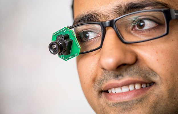 university of washington low power HD streaming camera