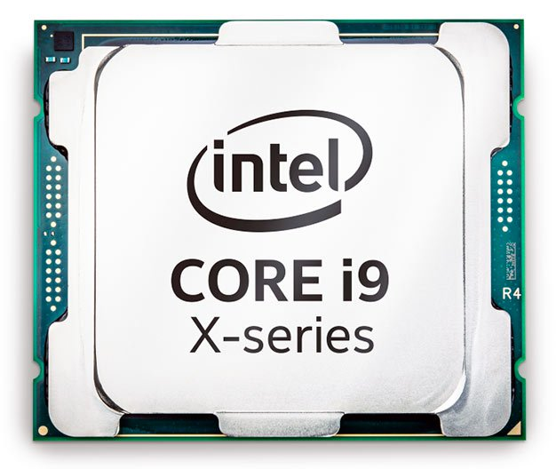 intel core i9 style