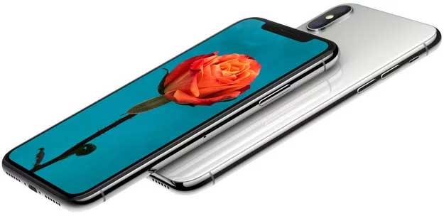 iphonex rose