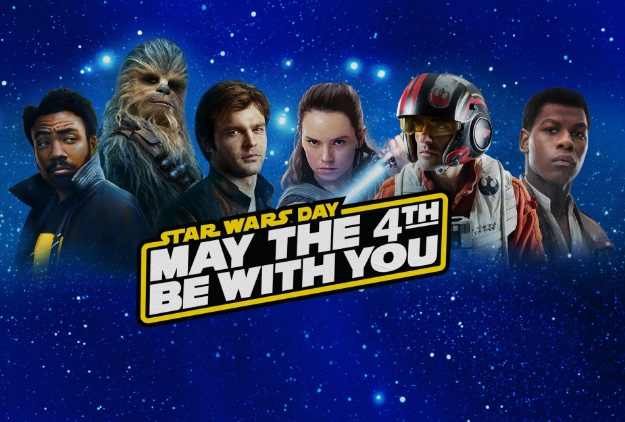 maythefourthbewithyou star wars