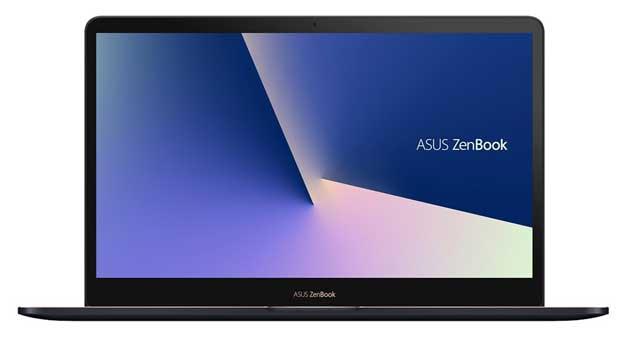 asus zb pro 15 screen