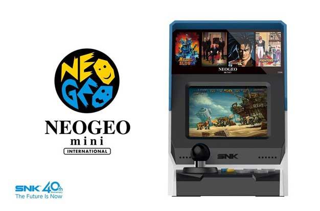 neogeo blue front