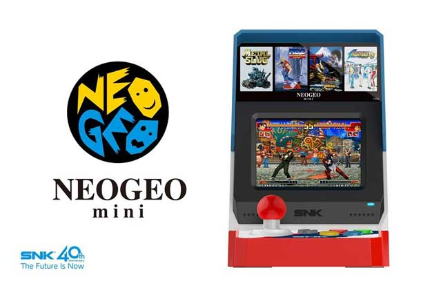 neogeo red front