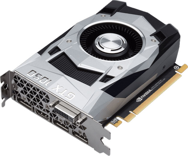 GeForce GTX 1050