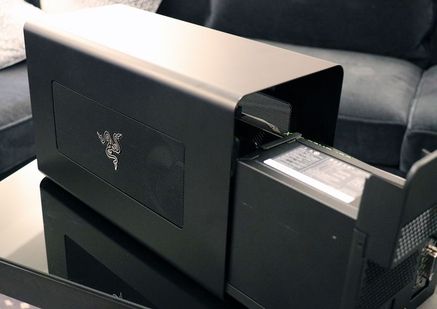 Razer Core X side
