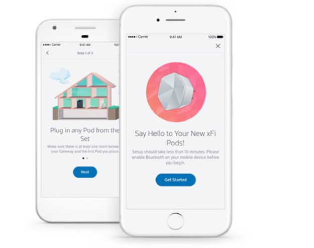 Comcast Launches xFi Pods Delivering Cheap And Easy Mesh Wi