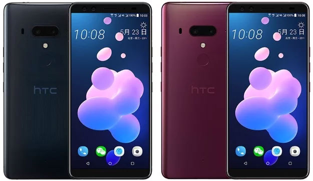 HTC U12+ is now official with Snapdragon 845, quad cameras & more