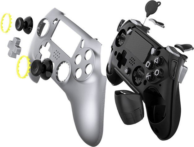 SCUF Vantage PS4 Controller Offers Xbox One Elite-Style