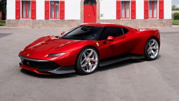 Ferrari SP38 3