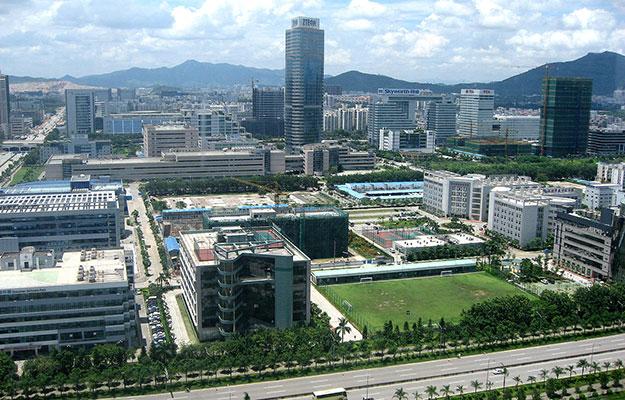 zte headquarters china
