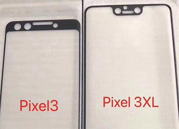 Pixel 3 Bezel