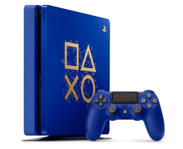 ps4 blue le 2