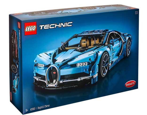 bugatti lego box