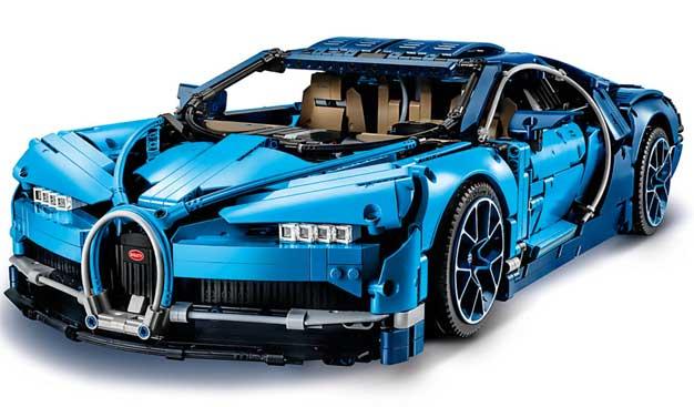 bugatti lego front