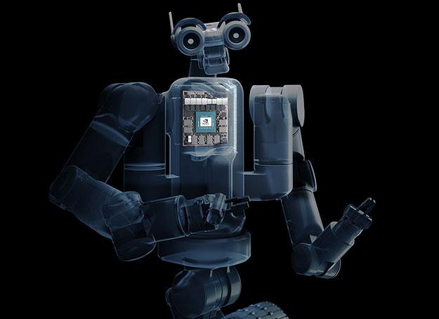 NVIDIA Jetson Xavier Robot
