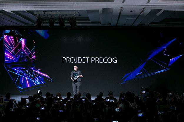 Project Precog
