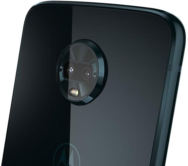 Moto Z3 Play Cameras