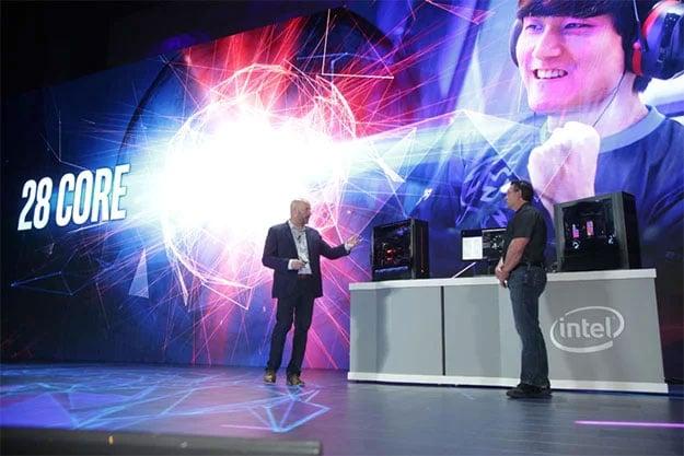 Intel 28-Core