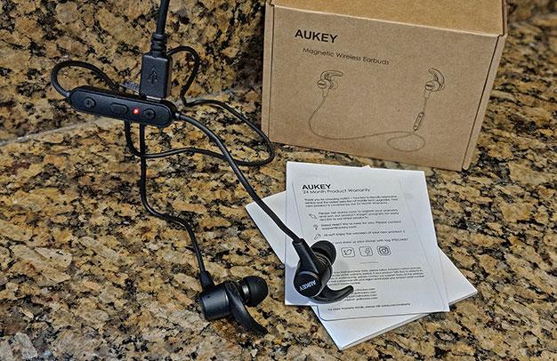 AUKEY Bluetooth Earbuds
