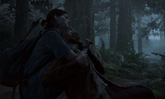 The Last Of Us Part 2 Wallpaper: Sony's The Last Of Us Part 2 Gameplay Trailer Is A