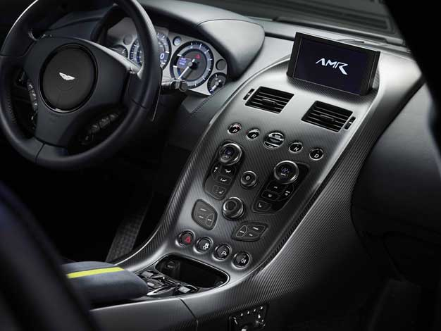 rapide amr console