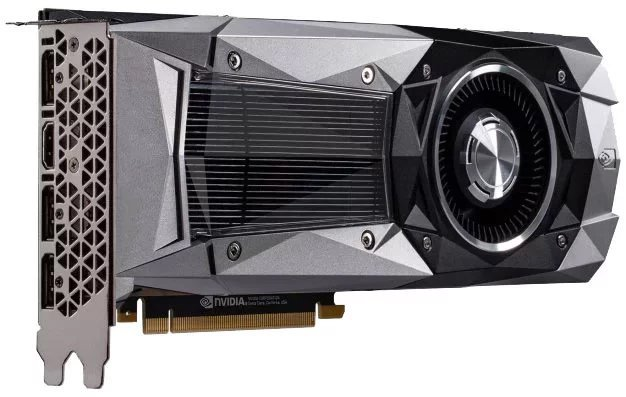NVIDIA GeForce Graphics Card