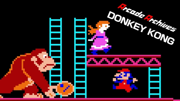 donkey kong nintendo switch 1
