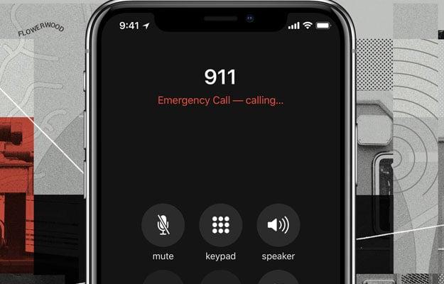 Apple 911