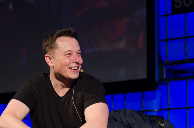 Tesla's stock keeps rising as Elon Musk tweets