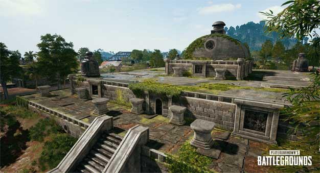 pubg sanhok ruins