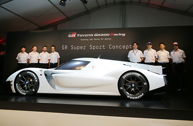 From Le Mans to the Road: Toyota's 1000HP Hypercar is Coming