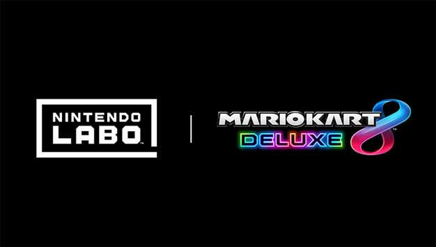 Nintendo Labo And Mario Kart 8 Deluxe Integration Delivers