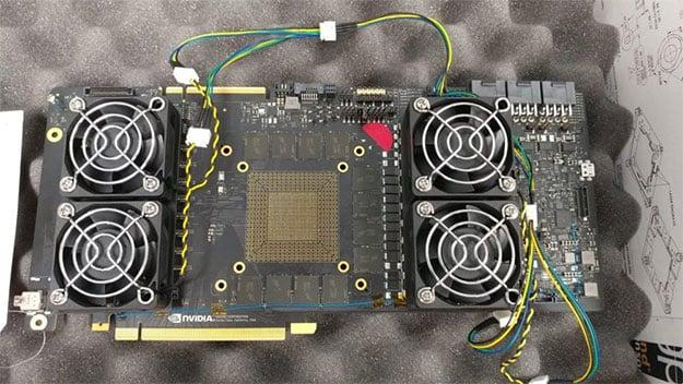 NVIDIA Turing Card