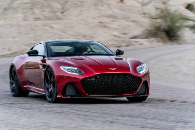 aston martin dbs superleggera 1