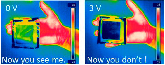 Thermal Camouflage