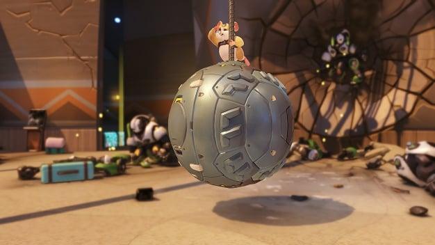 overwatch wrecking ball 1