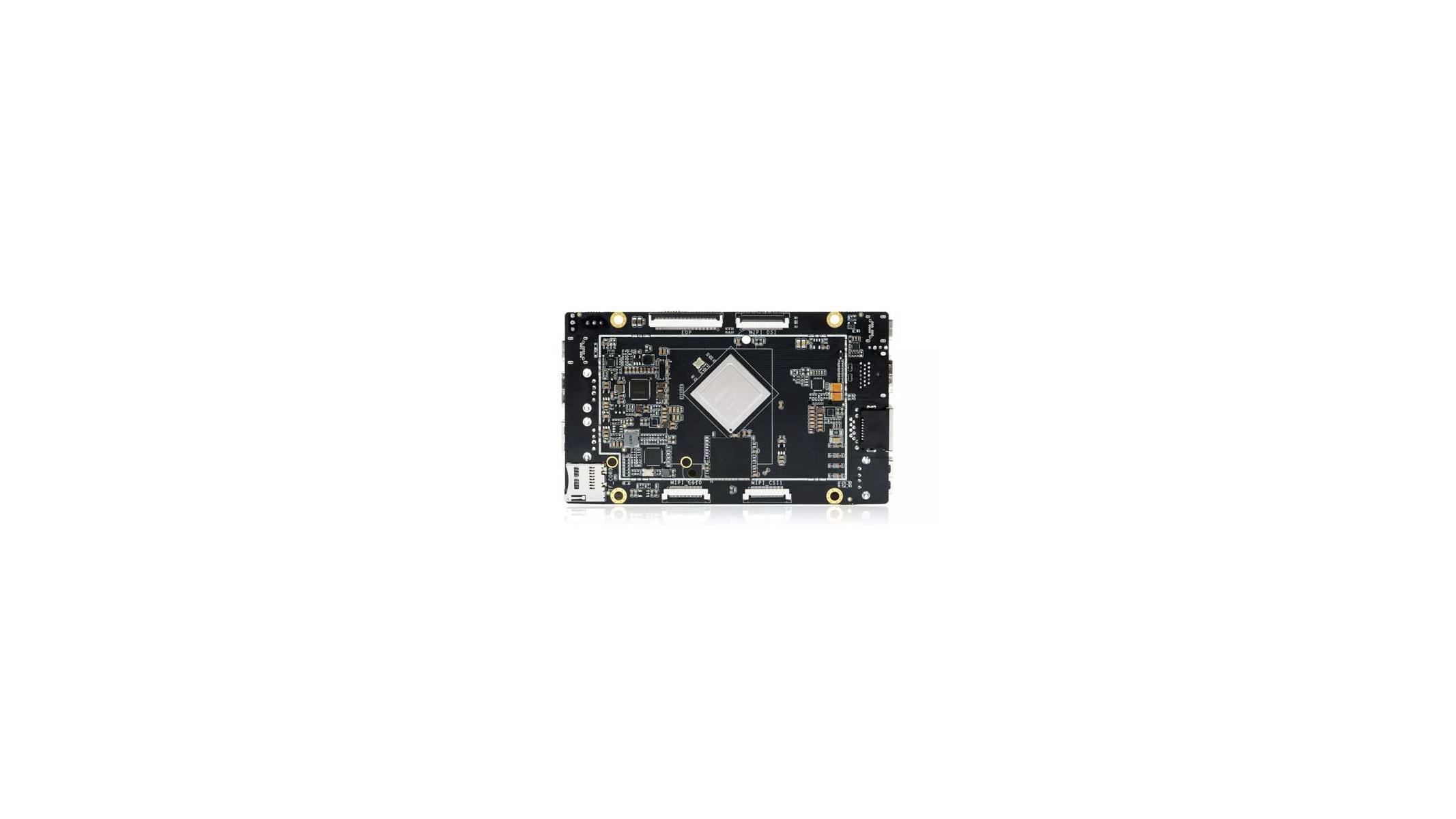 Renegade Elite Mini PC Board Emerges As An Upscale Raspberry Pi 3