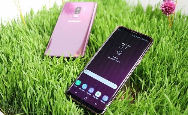 Galaxy S9 Plus Lilac Purple