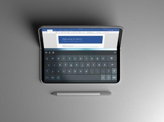 Andromeda laptop