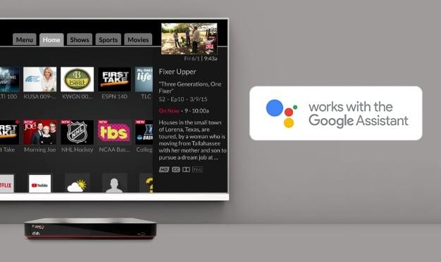Google Assistant DISH