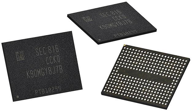 Samsung V NAND 5th Gen