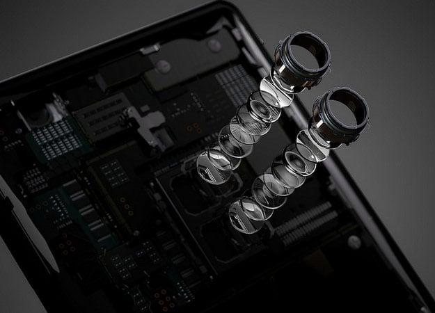 Sony Xperia XZ2 Premium Camera