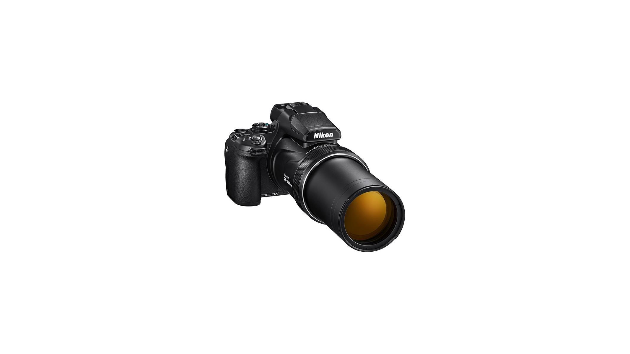 Nikon Coolpix P1000 Announced With Hulk Smashing 125x Superzoom Lens
