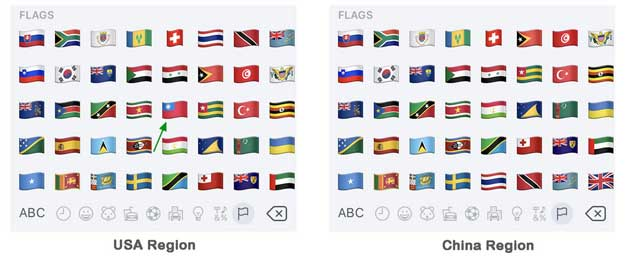 flag censor