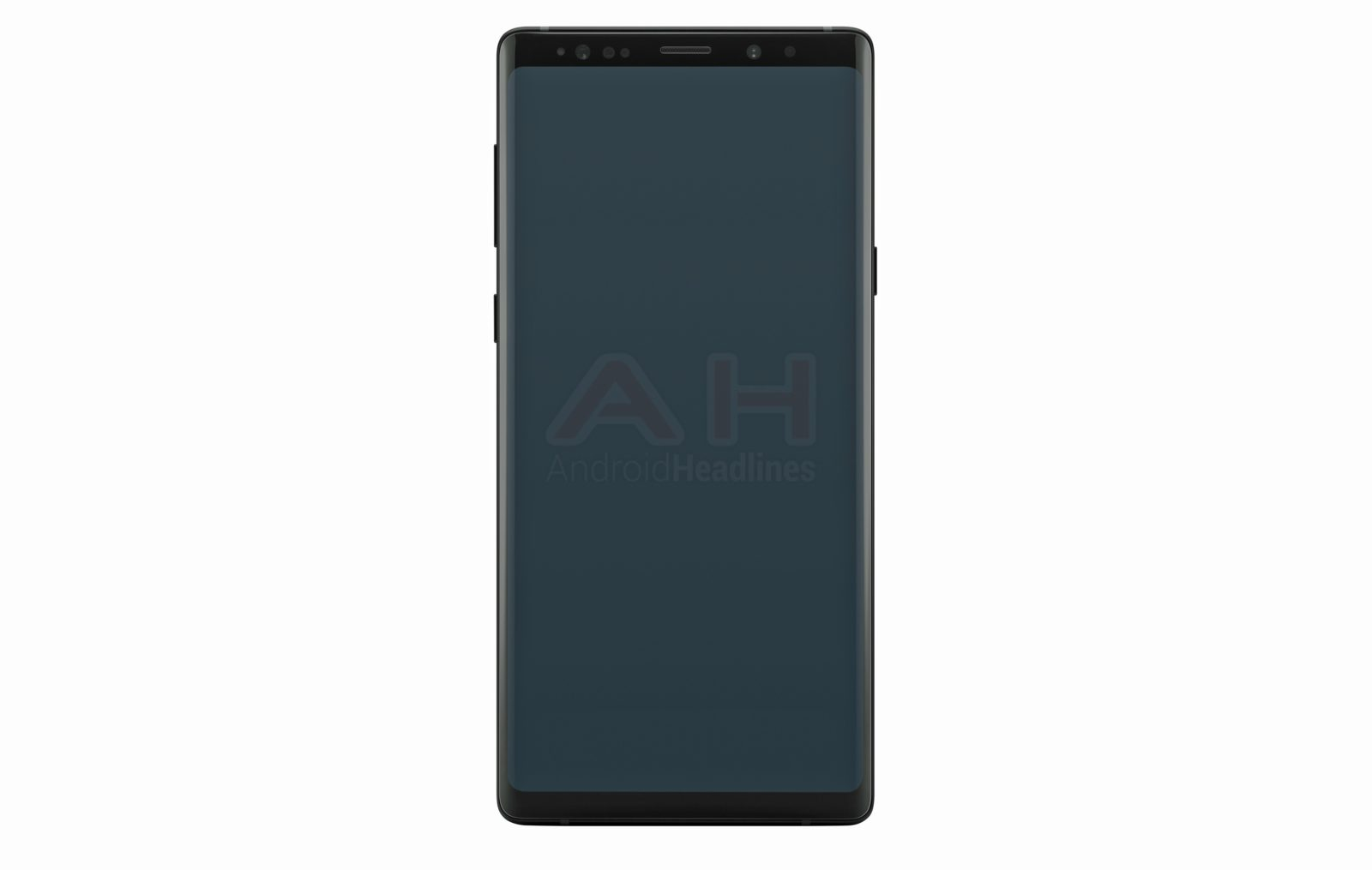 Samsung Galaxy Note 9 Image Leak Reveals Close Design Ties To Note 8 Predecessor