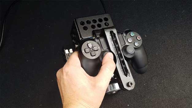 Ex-NASA Engineer Designs Killer Xbox One, PS4 Force Feedback